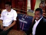 "beIN SPORT : Thiago Silva : ""Très heureux ici"""