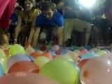 La plus grande bataille de ballon d'eau du monde (2012)