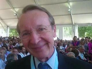Michel PEBEREAU - Président d'honneur de BNP Paribas