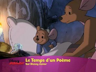Disney Junior - Le Temps d'un Poème - à partir du Mardi 4 septembre à 20h