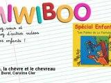 Christian Borel, Caroline Cler - Le loup, la chèvre et le chevreau - Miwiboo