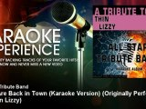 All Star Tribute Band - Boys Are Back in Town (Karaoke Version) - Originally Performed By Thin Lizzy