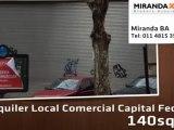 ALQUILER - Local Comercial - Avenida de los Incas al 4400 -