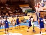 ALM Evreux-Blois 4ème quart-temps