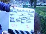 """Making of du court métrage """"Le Manège"""" Réalisé par Odile et Kimou Kel"""