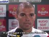 Real Madrid vs Barça : les réactions de Pepe et Jordi Alba !