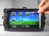Autoradio mit Bildschirm Toyota, Autoradio mit Navi Toyota, Bluetooth-Autoradio Toyota