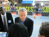 Jon Voight At The Savages Premiere.