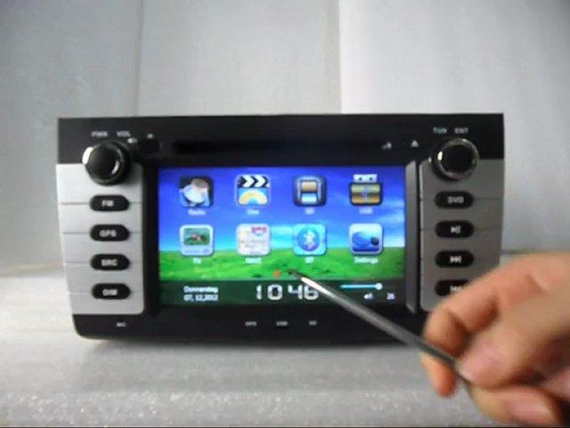Suzuki Autoradio mit Bildschirm, Suzuki Autoradio mit Navi, Suzuki Bluetooth-Autoradio