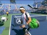 Ferrer wygrywa z Andersonem