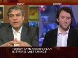 Inside Syria - Inside Syria - Will Annan's Syria peace plan succeed?