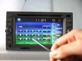 Geely Autoradio mit Bildschirm, Geely Autoradio mit Navi, Geely Bluetooth-Autoradio