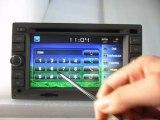 Geely Emgrand Autoradio mit Bildschirm, Geely Emgrand Autoradio mit Navi, Geely Emgrand Bluetooth-Autoradio