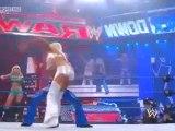 Beth Phoenix & Michelle McCool & Natalya vs Gail Kim & Kelly Kelly & Melina