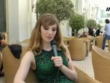 Interview Louise Bourgoin, Cannes 2012