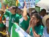 Argentina celebrates nationalisation of oil firm