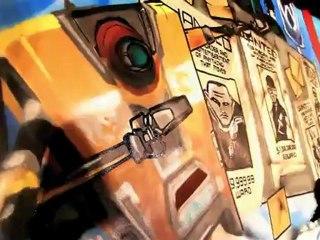 Peinture murale Video de Borderlands 2