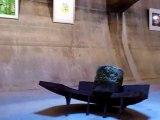 Exposition de l'artste de art contemporain jurgen borgers Galerie du chateau sigean2012