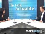 Le talk Marsactu actualité : Samia Ghali, sénatrice-maire des 15e et 16e arrondissements de Marseille