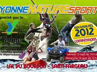 Yonne Nature Sport 2012