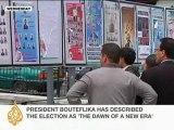 Parliamentary elections under way in Algeria