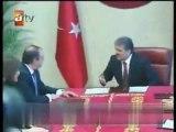 Kostas Karamanlis the Greek Prime Minister Visits Atatürk th