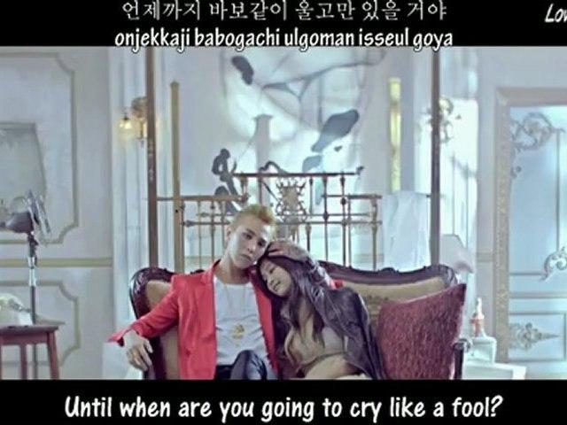 G-Dragon - That XX MV [English subs + Romanization + Hangul] HD