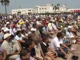 Tunisia Islamists lead demo against old regime figures