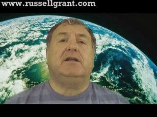 RussellGrant.com Video Horoscope Aries September Saturday 1st