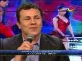 ShowMatch Hugo Avila  Declara su pasion a Jorge Moliniers