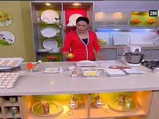 choumicha - Gateau Pour Le Thé : Biscuit Sablé