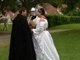 Le mariage médiéval d'Anne-Sophie et David