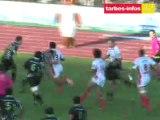 Rugby Pro D2 Tarbes-Pyrénées Rugby – Section Paloise Béarn Pyrénées (01/09/2012)