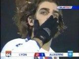Juninho-Coups Francs-Olympique Lyonnais