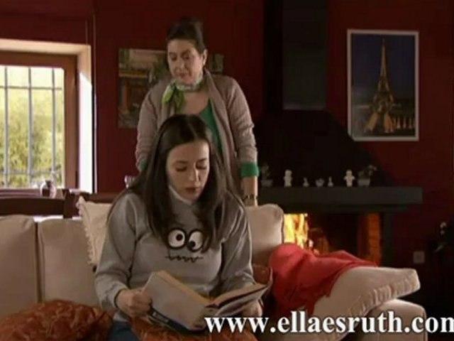 Escenas de Ruth Núñez en el sexto capítulo de la serie 'Frágiles' - Telecinco