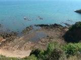 Beach - Playa de El Redondel en Candás. Asturias