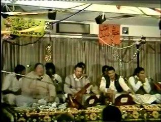 Nusrat Fateh Ali Khan & Party - Ghazal - Sochta Hoon kay Woh Kitnay Masoom Thay