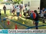 Hautes-Pyrénées Fete du Sport en Famille 2012 (2 septembre 2012)
