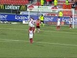 But Lamine KONE (35ème) - FC Lorient - AS Nancy Lorraine (3-0) - saison 2012/2013