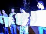 وقفة للمطالبة بالافراج عن باسم محسن بالسويس