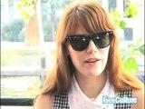Rilo Kiley 2007 interview - Jenny Lewis and Blake Sennett (part 1)
