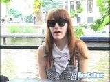 Rilo Kiley 2007 interview - Jenny Lewis and Blake Sennett (part 5)