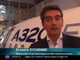Airbus veut développer des biocarburants (Toulouse)