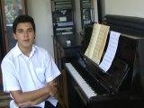 NİKRİZ SİRTO Beste:Refik Fersan Piyano: Güneş Yakartepe  Old turkish Music Longa turks turc turq türkisch la turca müzik osmanli ud ney saz ciftetelli türk turquie el turco türkce kanun oryantel dans oyun hava fasıl
