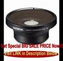 Olympus FCON-T01 Fisheye Converter Lens for Olympus Tough TG-1 Camera (Black)
