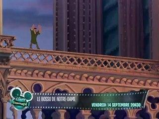 Disney Cinemagic - Le Bossu de Notre Dame - Vendredi 14 septembre à 20h30