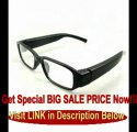 Encryption Enabled Fashion Eyewear Glasses Recorder with 720P HD 5MP CMOS Camera/ TF Card Slot FOR SALE