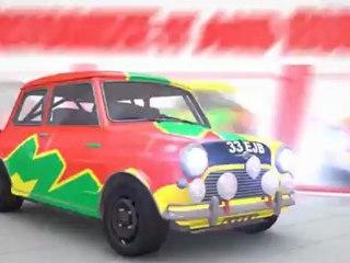 Mini Trailer de WRC 3