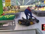Mario Kart 2 Remi Gaillard 2011 NQTV