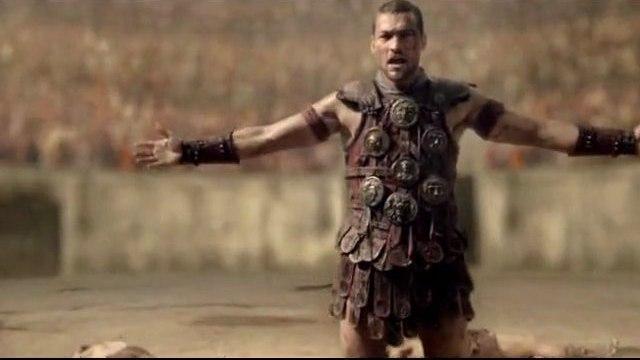 gladiatorium - SPARTACUS (Andy Whitfield)